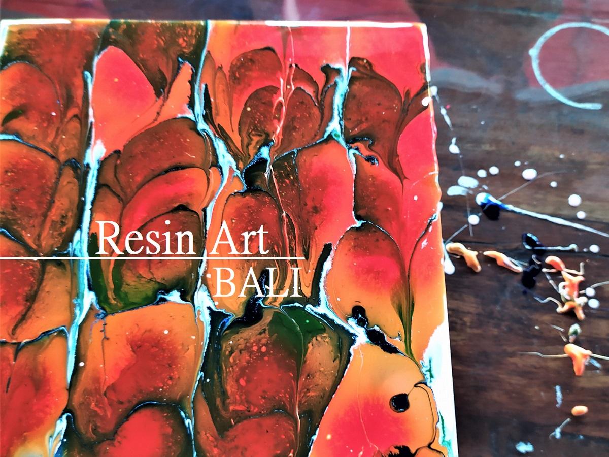 バリ島のアートショップ