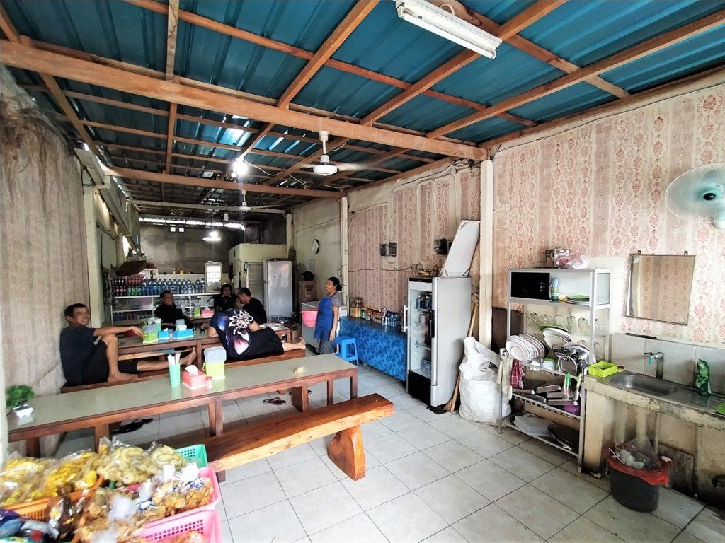 バリ島サヌールのおすすめワルン